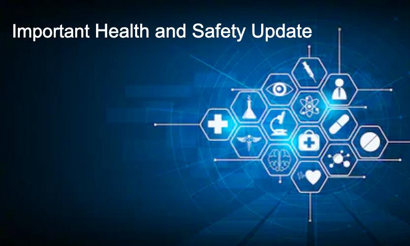 Health Update Graphic