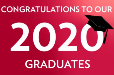 Congrats class 0f 2020
